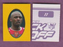 Arsenal Patrick Vieira France 11